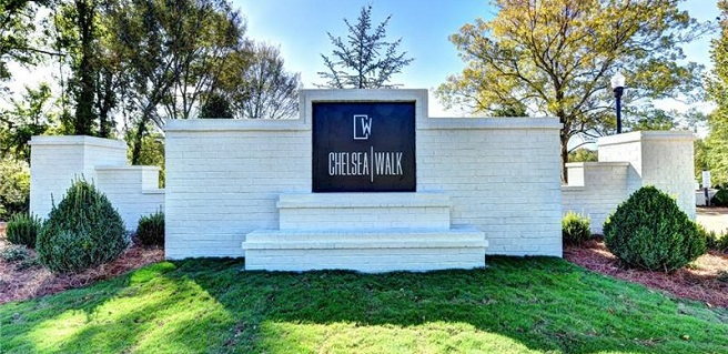 Final New Alpharetta Townhome Opportunities at Chelsea Walk