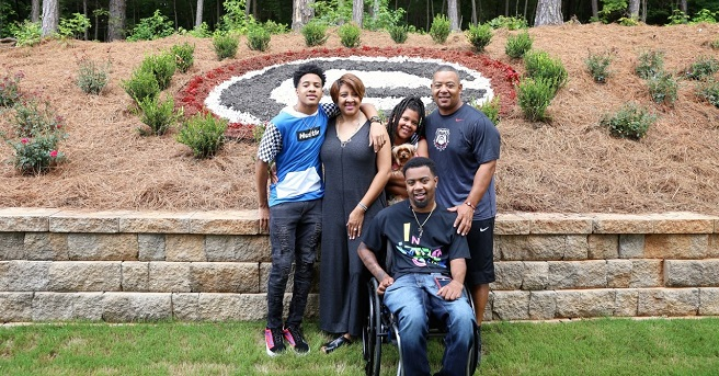 Devon Gales family
