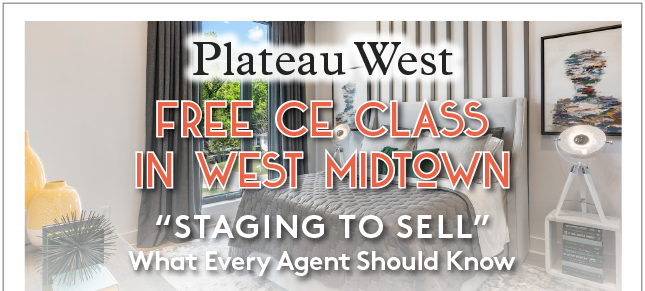 Popular CE Class to Return to Plateau West by Monte Hewett Homes