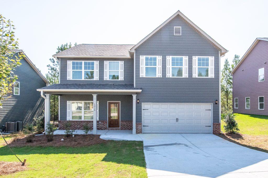 new homes in Fairburn communities