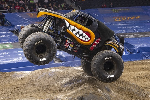Monster Jam Triple-Threat Series Coming Soon to Infinite Energy Arena