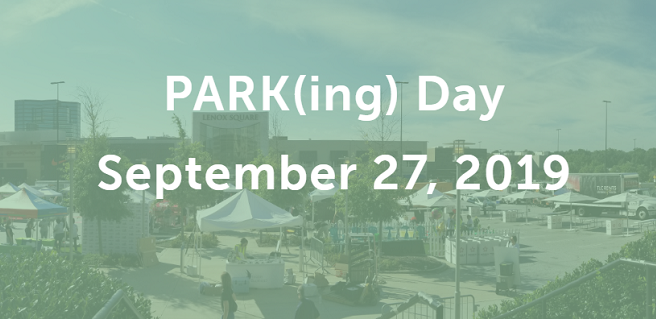 Livable Buckhead to Host Annual PARK(ing) Day at Lenox Square
