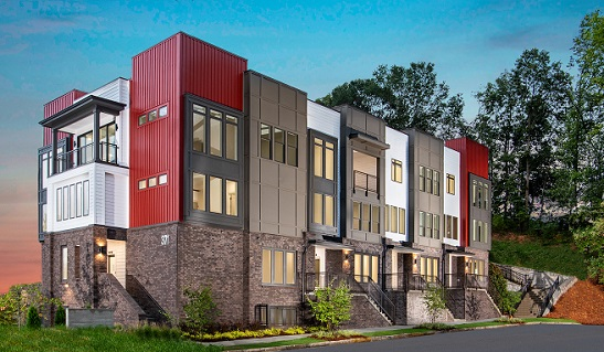 New Intown Community Selling Quickly Ahead of Model Opening