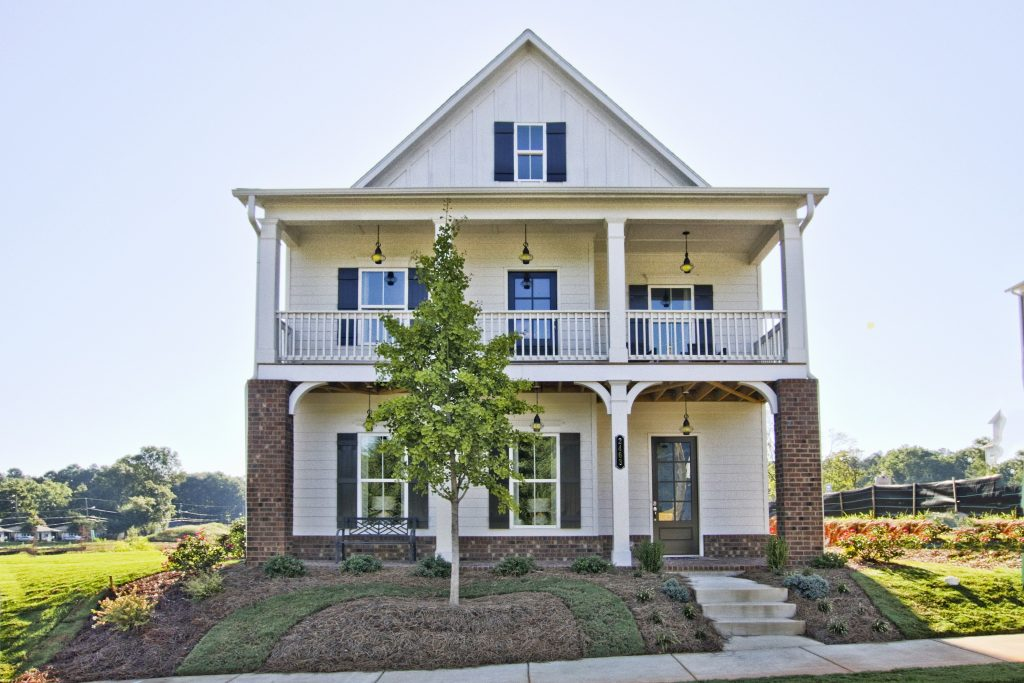 new cobb county home