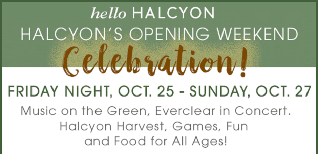 Don't Miss Hello Halcyon Retail Opening This Weekend