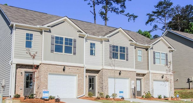new townhomes in Jonesboro