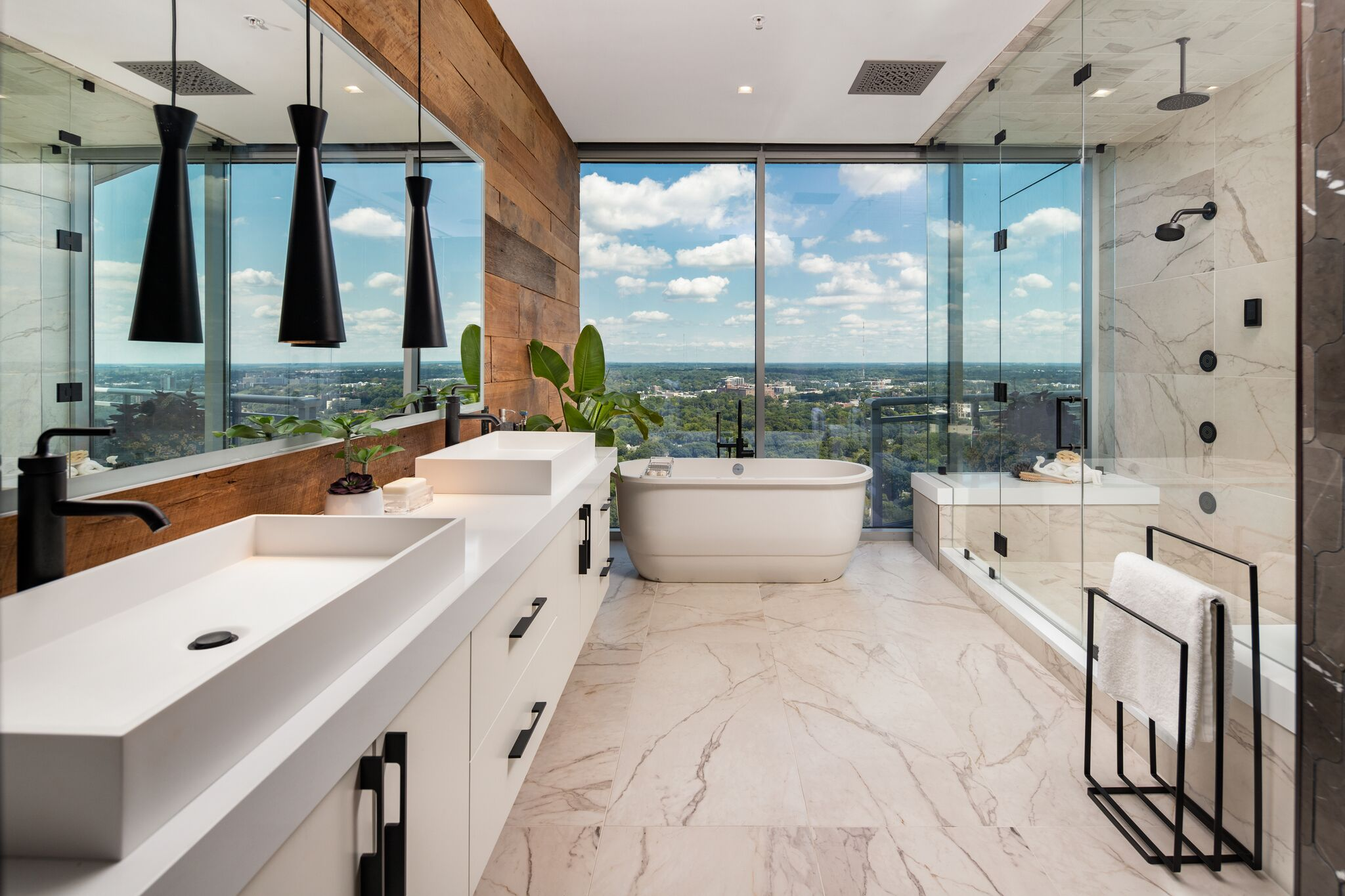 Crosby Design Group Celebrates Completion of Loews Atlanta Hotel Penthouse