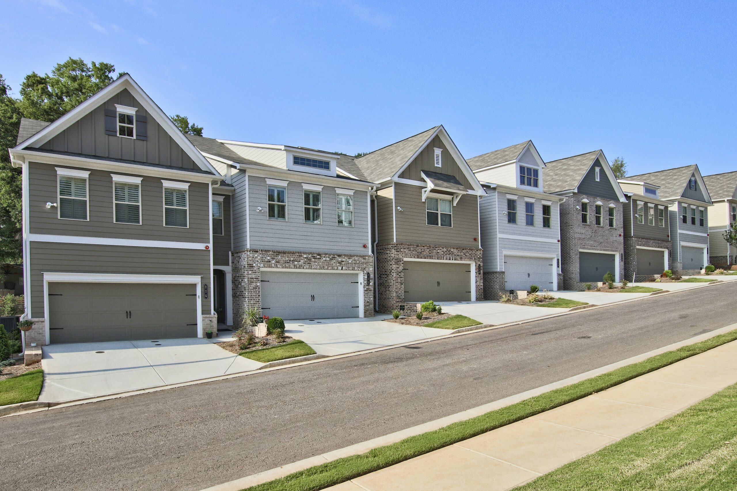 Cobb County townhomes
