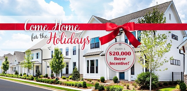 The Providence Group Announces Home for the Holidays Savings up to $20K at Idylwilde