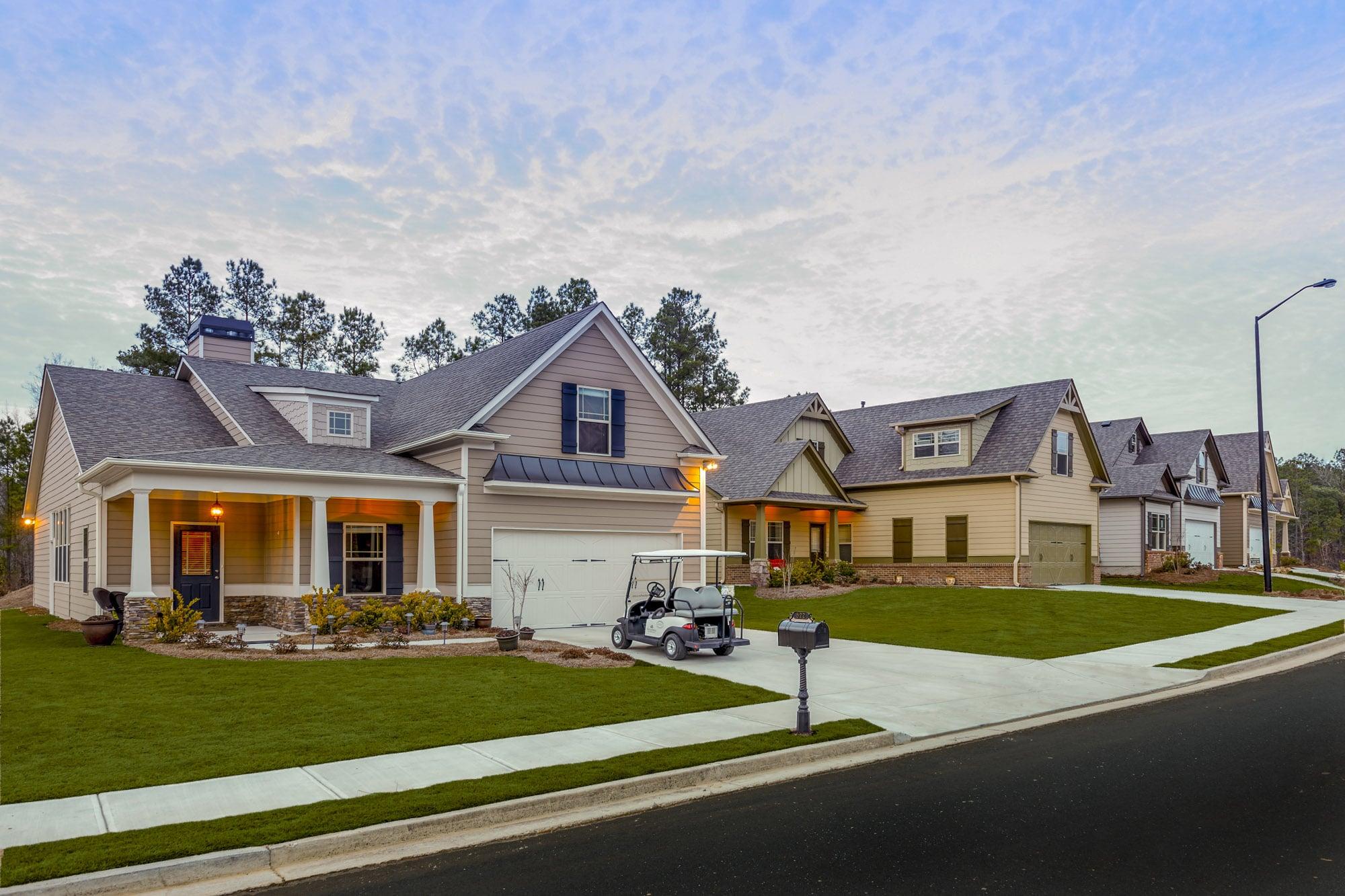 Artisan Built Communities: Homes that Blend the Best of Man, Nature