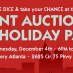 Time is Running Out: Donate to Silent Auction Benefiting HomeAid Atlanta