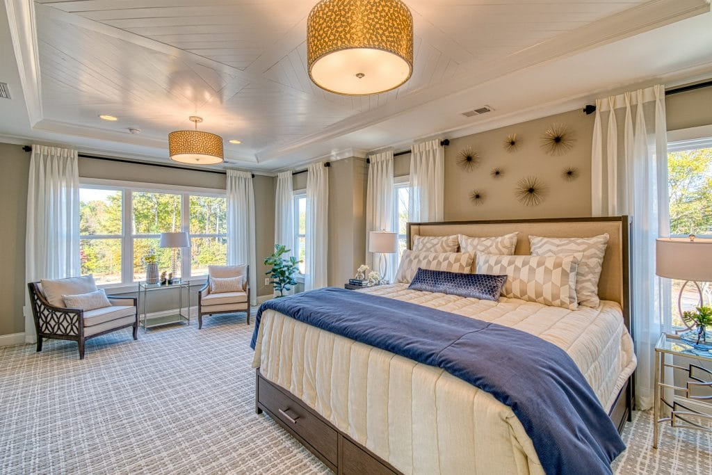 The Grove at Adams Pond Model Home Wins Gold OBIE