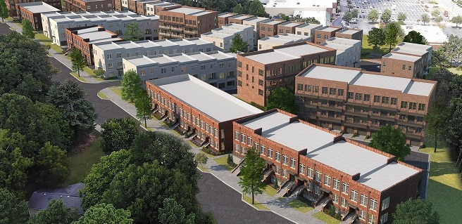 New Alpharetta Townhomes Now Selling at The Maxwell by The Providence Group