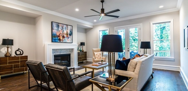 Staged to Sell: New Buckhead Home Available Now at Incredible Pricepoint