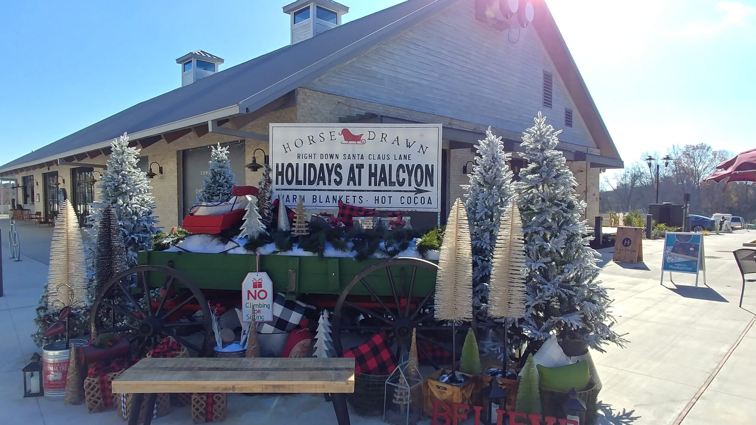 Holidays at Halcyon to Kick Off this Weekend