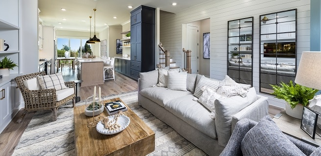 Decorated Model Home Now Open at New Suwanee Community