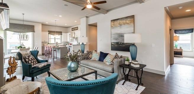 Crosby Design Group Celebrates its Award-Winning Model Homes