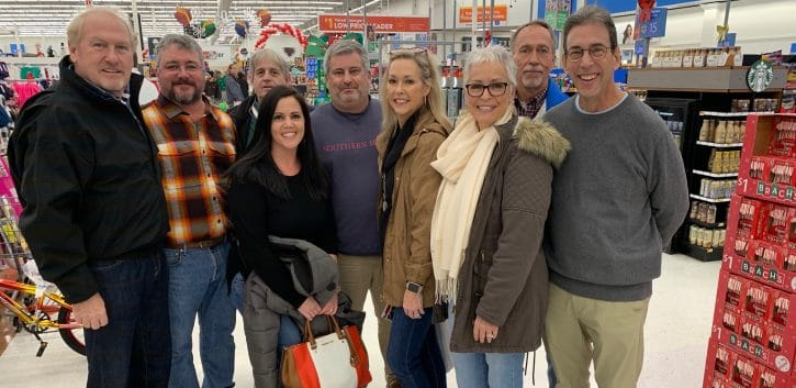 Peachtree Residential Supports Clark's Christmas Kids