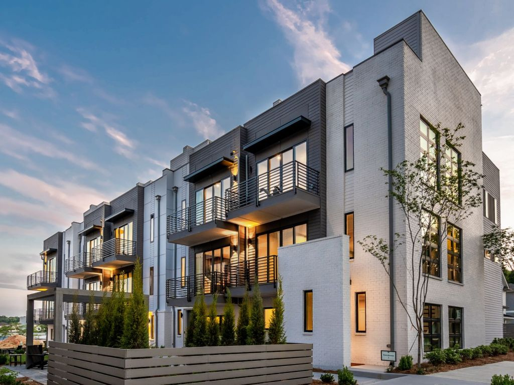 New Townhomes in Westside Atlanta Available Now at Plateau West