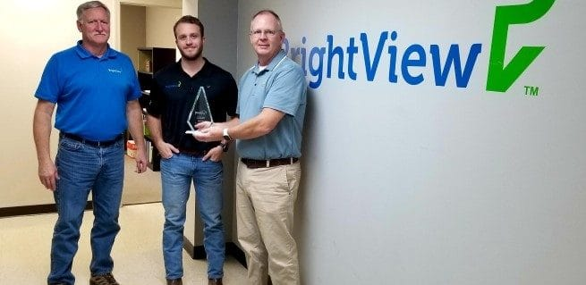 HomeAid 2019 Trade Partner of the Year, BrightView