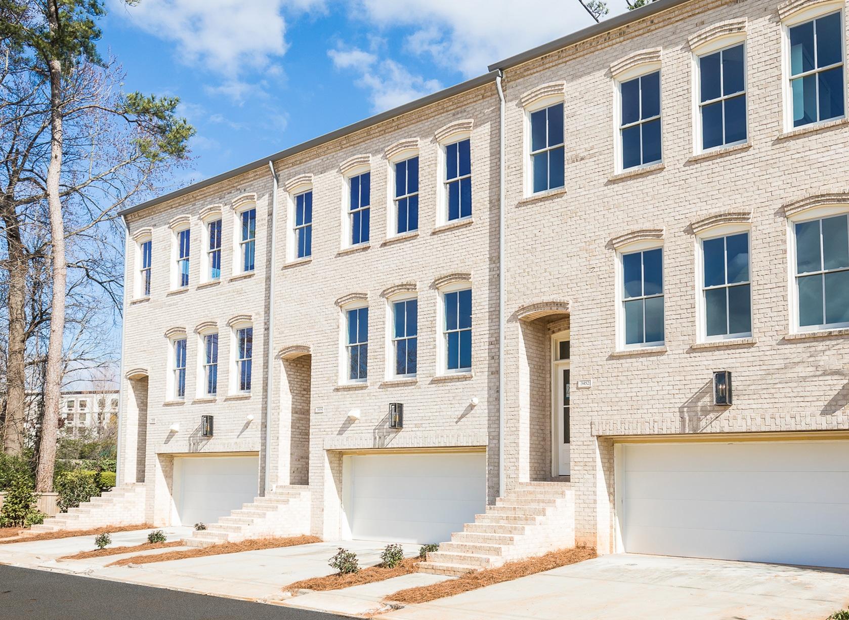 Final Four Buckhead Townhomes Available Now at Landen Pine