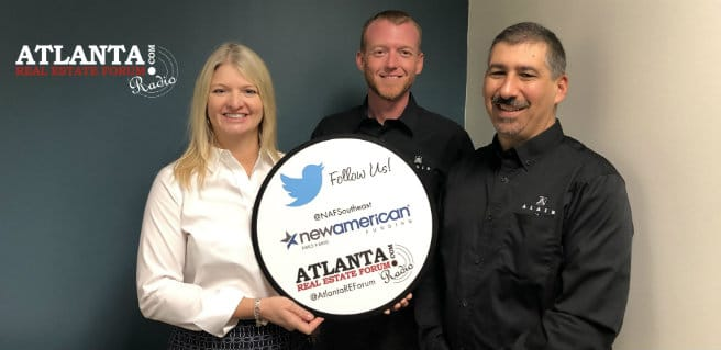 AREF Radio Michelson and Duff with Alair Homes
