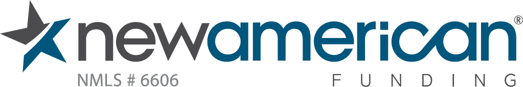 NAF New American Funding logo