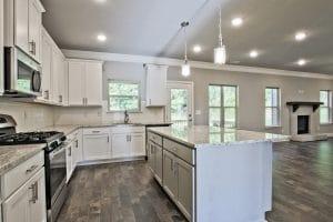 Lake Rockwell Kitchen