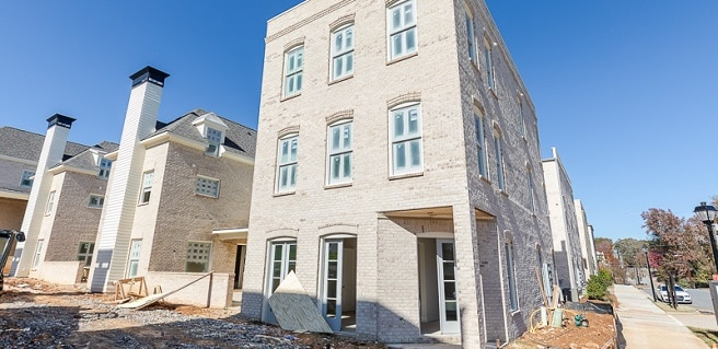 Only Six Homes Remain at Oak Crossing in Roswell