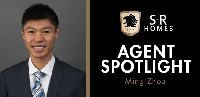 February Agent Spotlight by SR Homes: Ming Zhou