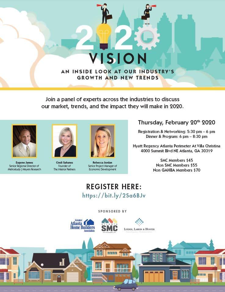 Atlanta SMC to Host Expert Panel at February Program Meeting