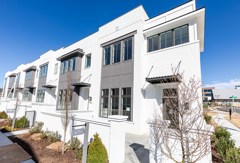 Save $20K on New Alpharetta Townhomes at Halcyon*