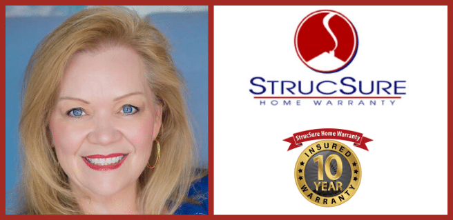 Cindy Hubyer with StrucSure Home Warranty