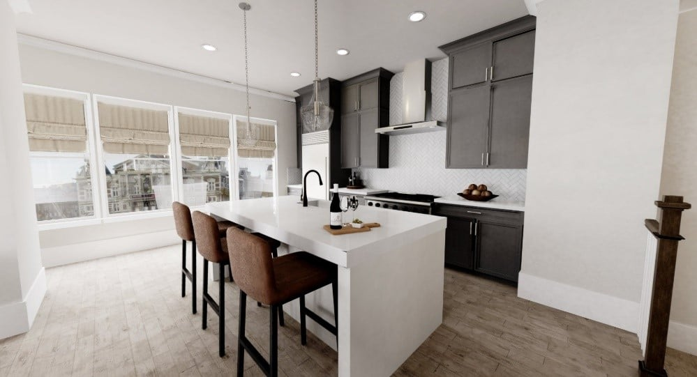 Concept photos of the Sicily Plan offered at Villa Magnolia