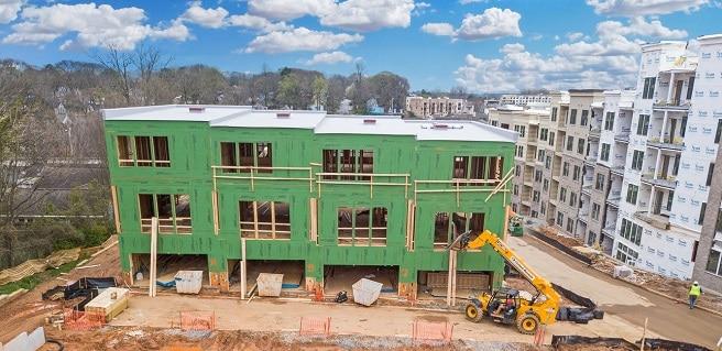 New Atlanta Townhomes Coming Soon at Madison Yards at Reynoldstown
