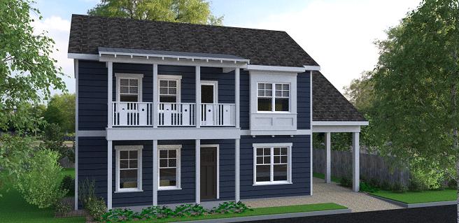 New Homes at Vernon