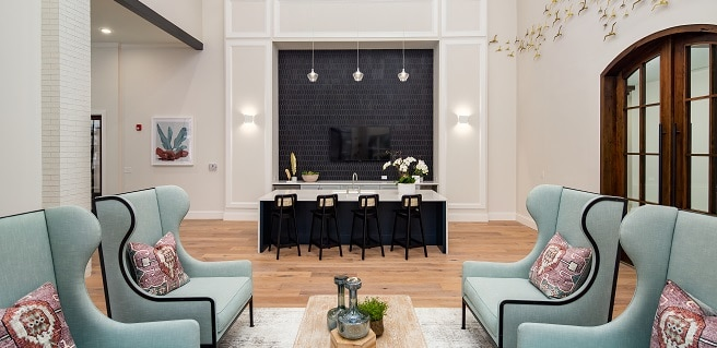 Crosby Design Completes Multi-Family Project: The Catherine of Roswell