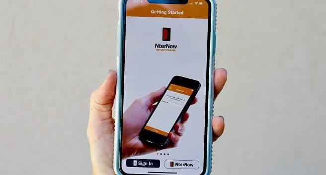 NterNow on-demand access