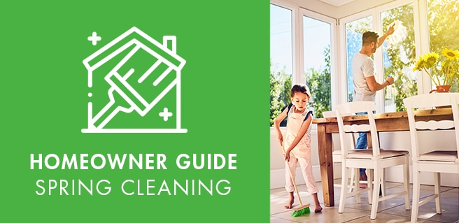 Home Maintenance Tips from SR Homes: Spring Edition