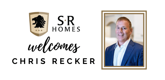 SR Homes Names Chris Recker as CEO