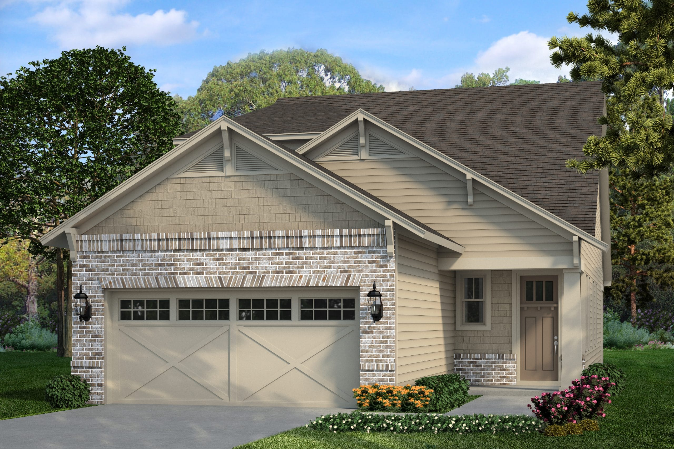 Kolter to Debut New Designs at New Active Adult Hoschton Community