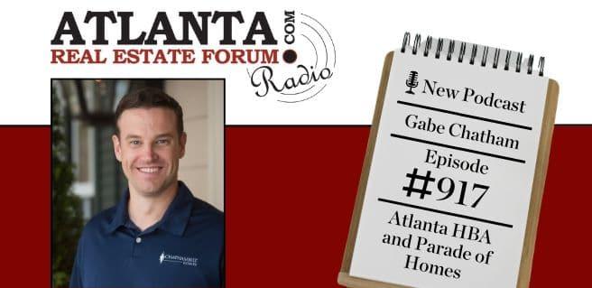Gabe Chatham Radio Atlanta Parade of Homes