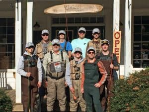 Trout Unlimited Group photo