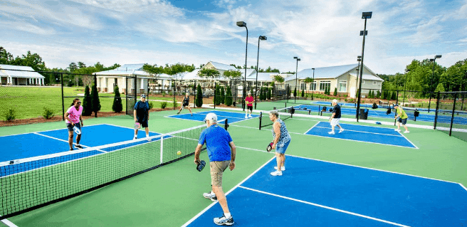 olter Homes amenities