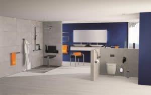 SwapAble shower furniture from DekoTeak E&T Horizons