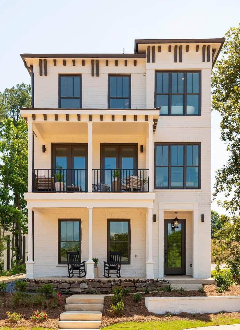 Villa Magnolia Sicily Model Home