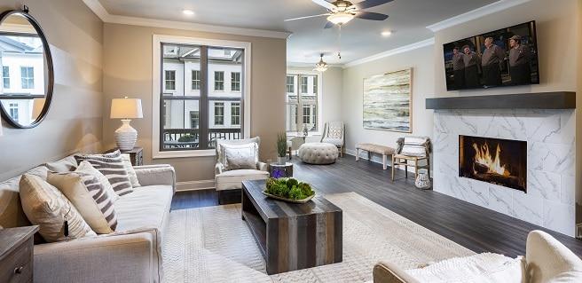 Pruitt Walk in Smyrna Featured on Atlanta's Best New Homes Show