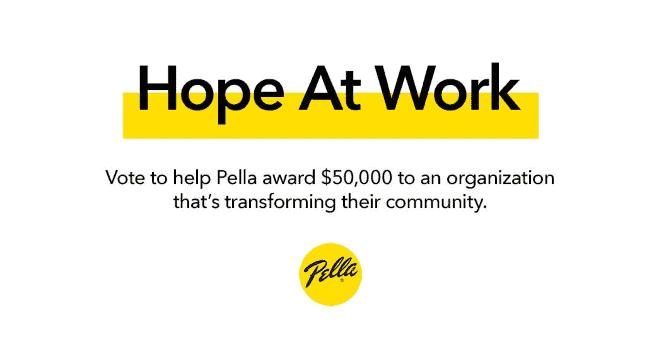 Hope At Work Award