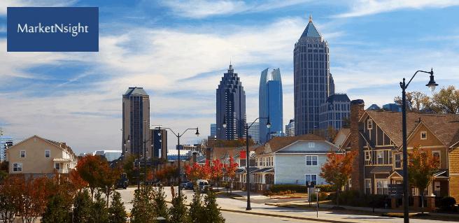 MarketNsight Atlanta new home inventory