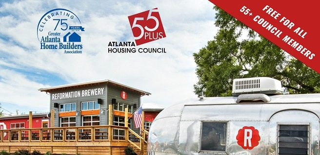 Atlanta 55+ Housing Council to Host Social at Reformation Brewery